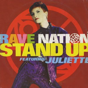Image for 'Rave Nation Feat. Juliette'