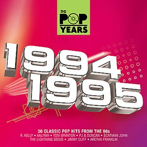 Image for 'The Pop Years 1994 - 1995'