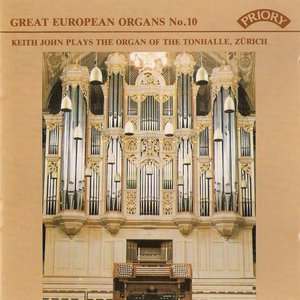 Image for 'Great European Organs No.10: Tonhalle, Zurich'