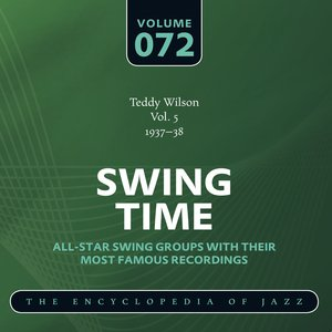 Image for 'Swing Time - The World's Greatest Jazz Collection 1933-1957: Vol. 72'