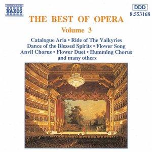 Imagem de 'Best Of Opera, Vol. 3'