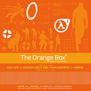 Image pour 'The Orange Box'