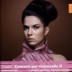 Image for 'Vivaldi: Concerti per violoncello II'
