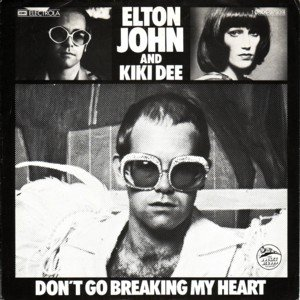 Image for 'Don't Go Breaking My Heart'