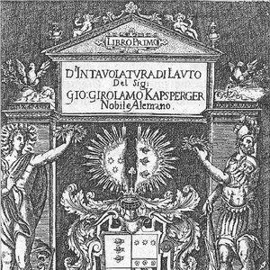 Bild för 'Johannes Hieronymus Kapsberger'