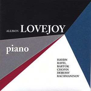 Image for 'Allison Lovejoy, Piano'