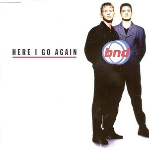 Image for 'Here I Go Again'