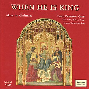 Bild für 'When He is King - Music For Christmas'