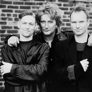 Image for 'Bryan Adams, Rod Stewart & Sting'
