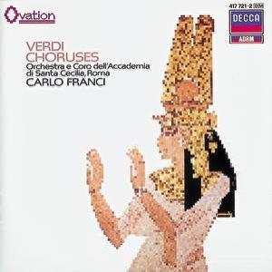Image for 'Verdi Choruses'