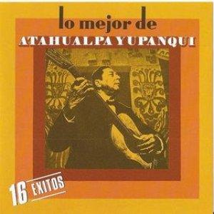 Image pour 'Lo mejor de Atahualpa Yupanqui'