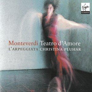 Image for 'Monteverdi: Teatro d'Amore'
