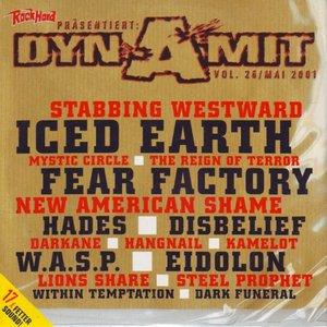 Image for 'Rock Hard: Dynamit, Volume 26'