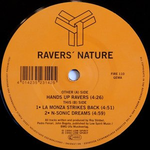 Image for 'Hands Up Ravers'