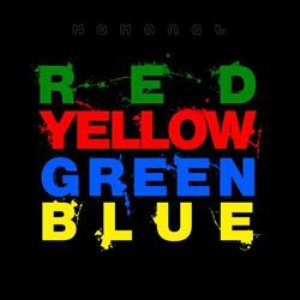 Imagen de 'Red, Yellow, Green, Blue'