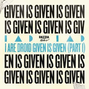 Image pour 'Given Is Given (Part I)'