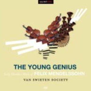 Image for 'Mendelssohn, The Young Genius'