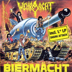 Image for 'Biermächt / Shark Attack'