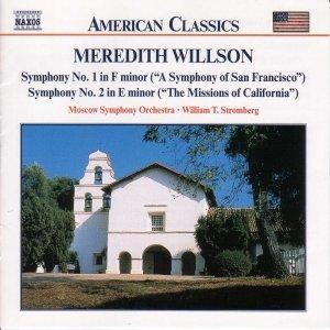 Bild für 'WILLSON, M.: Symphonies Nos. 1 and 2'