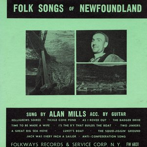 Image for 'Folk Songs of Newfoundland'