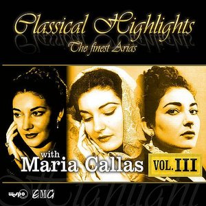 Image for 'Classical Highlights - The finest Arias'