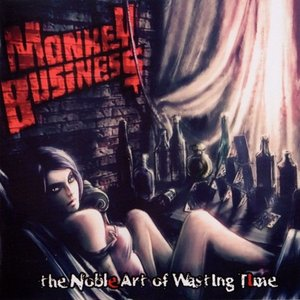 Bild für 'The Noble Art Of Wasting Time'