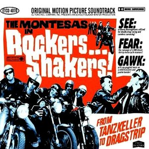Image for 'Rockers… Shakers!'