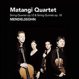 Image for 'Mendelssohn: String Quartet Op. 12 & String Quintet Op. 18'