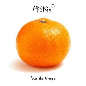 Image for ''cuz the orange - Ep'
