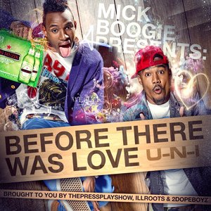 Image for 'Before There Was Love Mixtape'