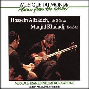 Image pour 'Iranian Music, Improvisations, 2 Cds'
