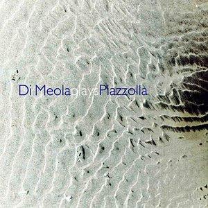 Image pour 'Di Meola Plays Piazzolla'