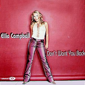Image for 'Don't Want You Back'