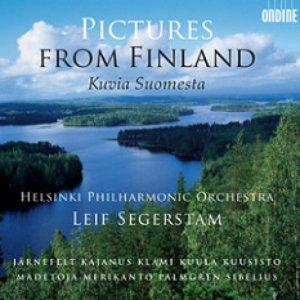 Image for 'Orchestral Music (Finnish) - Klami, U. / Palmgren, S. / Kajanus, R. / Kuula, T. / Sibelius, J. (Pictures From Finland)'