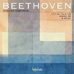 Image for 'Beethoven: Bagatelles'