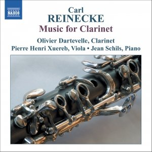 Image for 'REINECKE: Music for Clarinet'