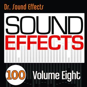 Imagem de '100 Sound Effects - Volume Eight'