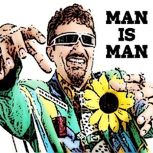 Image for 'Man Is Man: A Tribute To Falcão'