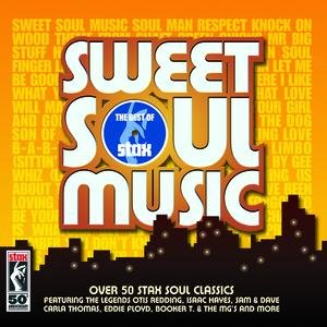 Immagine per 'Sweet Soul Music - The Best Of Stax'