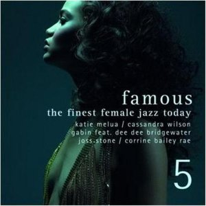 Image for 'Famous 5: The Finest Female Jazz Today'