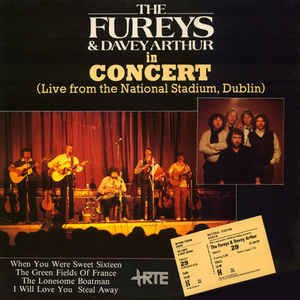 Image for 'The Fureys & Davy Arthur Live'