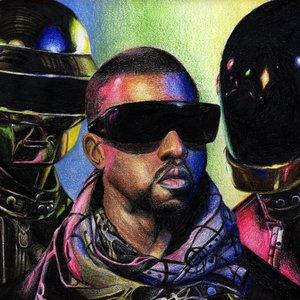 Image for 'Kanye West Feat. Daft Punk'