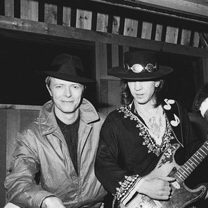 Image for 'David Bowie & Stevie Ray Vaughan'