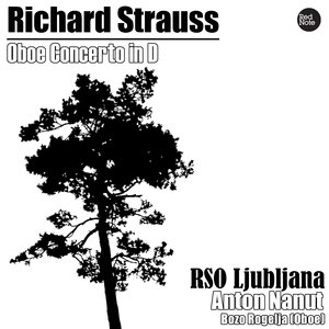 Image for 'Strauss: Oboe Concerto in D'