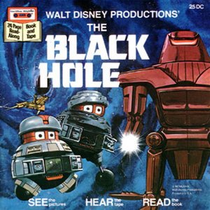 Bild för 'The Black Hole - Read Along'