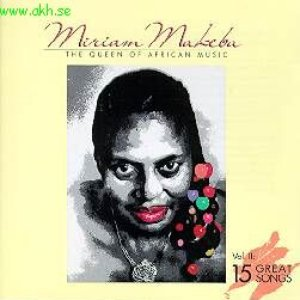 Image for 'The Queen Of African Music - 17 Great Songs'