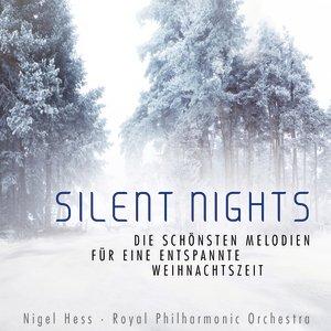 Image for 'Silent Nights - Die schönsten Melodien für eine entspannte Weihnachtszeit'