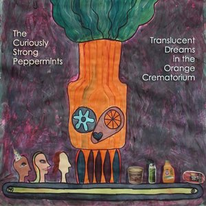 Bild für 'Translucent Dreams in the Orange Crematorium'