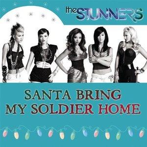 Immagine per 'Santa Bring My Soldier Home'