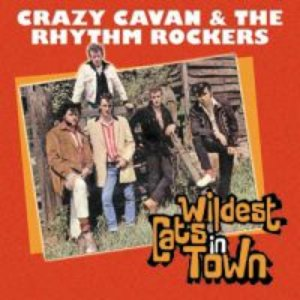 Image for 'Wildest Cats!: The Best Of Crazy Caven and The Rhythm Rockers'